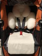 Bumbleride Organic Cotton Infant Insert Review