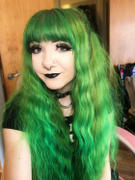 Kate's Clothing La Riche Directions Semi Permanent Hair Dye - Apple Green Review