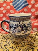 The Polish Pottery Outlet Large Belly Mug (Lady Bugs) Review