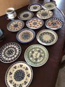 The Polish Pottery Outlet 7.25 Dessert Plate (Flower Power) Review