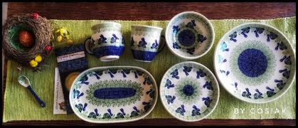 The Polish Pottery Outlet 10 Dinner Plate (Dot to Dot) Review