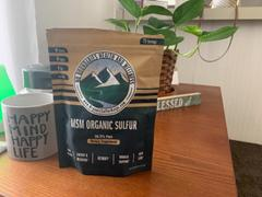 No Boundaries Health & Wellness Pure Organic Sulfur Crystals: Premium MSM Crystals Review