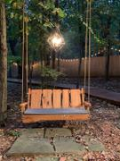 ThePorchSwingCompany.com A&L Furniture Co. Blue Mountain Live Edge Timberland Porch Swing Review