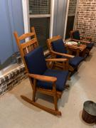 ThePorchSwingCompany.com A&L Furniture Co. Classic Red Cedar Porch Rocker Review