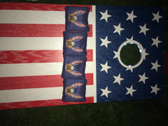 American Cornhole Association Synergy 'Merica Pro Review