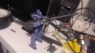 USA Gundam Store Orphans HG 1/144 MS Option Set 1 & CGS Mobile Worker Review