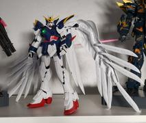 USA Gundam Store PG Wing Gundam Zero Custom Review