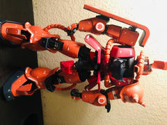 USA Gundam Store PG MS-06S Zaku 2 Review