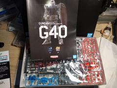 USA Gundam Store HG 1/144 Gundam G40 (Industrial Design Ver.) Review