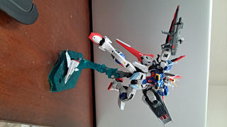 USA Gundam Store RG 1/144 FORCE IMPULSE GUNDAM Review