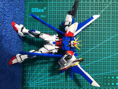 USA Gundam Store HG 1/144 Build Strike Gundam Full Package Review