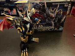 USA Gundam Store Figure-rise Standard - Imperialdramon Amplified Review