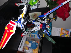 USA Gundam Store RG 1/144 #03 Aile Strike Gundam Review