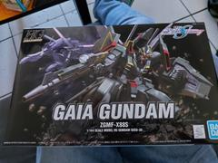 USA Gundam Store HG 1/144 #20 Gaia Gundam Review
