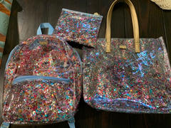 Packed Party CARRY CONFETTI BACKPACK Review