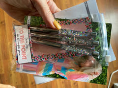 Packed Party SUGAR RUSH CONFETTI PEN SET Review
