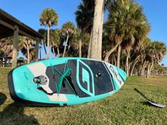 GILI Sports 11' / 12'  ADVENTURE Inflatable Stand Up Paddle Board Package Review