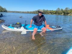 GILI Sports 10'6 KOMODO Inflatable Stand Up Paddle Board Package Review