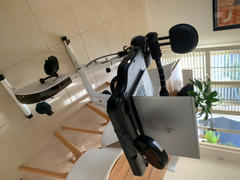 No More Pain Ergonomics CardioDesk - Bike Desk with Tablet Holder Review