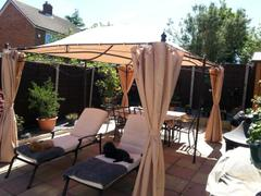 Gazebo Spare Parts Canopy for 3m x 4m Patio Gazebo - Single Tier Review