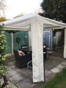 Gazebo Spare Parts Canopy for 3m x 3m Patio Gazebo - Single Tier Review