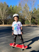 Bryan Tracey SkateXS Starboard Beginner Complete Skateboard for Kids Review