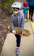 Bryan Tracey SkateXS Flowers Beginner Complete Skateboard for Kids Review