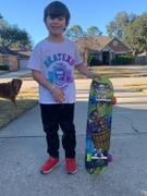 Bryan Tracey SkateXS Pirate Beginner Complete Skateboard for Kids Review
