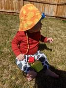 UV Skinz Baby Boy's Reversible Sun Hat | FINAL SALE Review