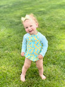 UV Skinz Baby Girl's Long Sleeve Ruffled Swim Suit Review