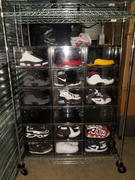 Sneaker Throne Drop Side Storage Boxes Review