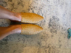 Lauriebelles Emmy Woven Mule Review