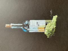 Ann Kullberg Wine & Grapes Colored Pencil Project Kit Review