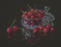 Ann Kullberg Glistening Cherries: In-Depth Tutorial Review