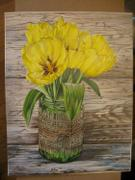 Ann Kullberg Tulips & Textures: In-Depth Tutorial Review