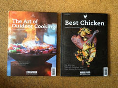 FIRE&FOOD BBQ Magazine Bookazine No.9 - Best Chicken Review