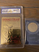 Proud Patriots Donald Trump 2020 Keep America Great 24K Gold Clad Coin Review