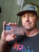 Proud Patriots 2nd Amendment (Flag) - Genuine Legal Tender U.S. $2 Bill Review