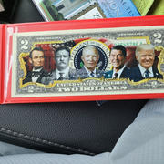 Proud Patriots INVERTED TWO DOLLAR - Genuine Legal Tender U.S. $2 Bill Review