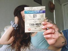 My Supply Co. 80mg 1:1 Indica Cara-Melts Review