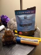 My Supply Co. 80mg 1:1 Indica Raspberry ZZZ Bomb Review