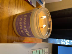 Bossy Pants Candle Powerful Woman Review