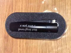Spoken Gifts Personalised Black Clipper Lighter Review