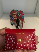 Sbri Evelyn Coin Purse in Red Review