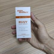 Man Matters Rejuv| Face Serum Review