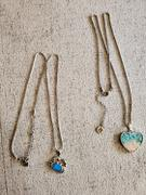 Beachware.co Teal Turquoise Sand Heart Necklace 2.0 Review