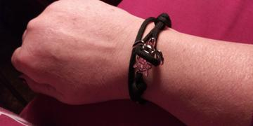Beachware.co Black Rope Silver Sea Turtle Bracelet Review
