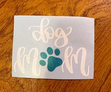 Simple & Sentimental Dog Mom Vinyl Decal Review