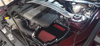 CORSA PERFORMANCE DryTech Filter (419850D) Closed Box Air Intake 2018-2020 Ford Mustang GT 5.0L V8 Review