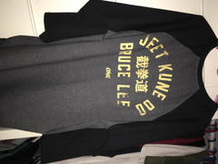ONE.SHOP Bruce Lee Jeet Kune Do Raglan Tee Review
